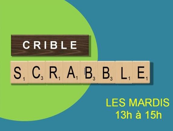 Scrabble et Crible